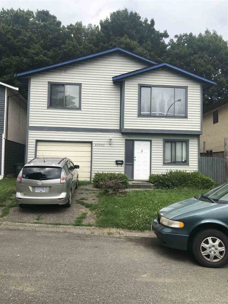 45335 MCINTOSH DRIVE - Chilliwack W Young-Well House/Single Family for sale, 3 Bedrooms (R2473796)