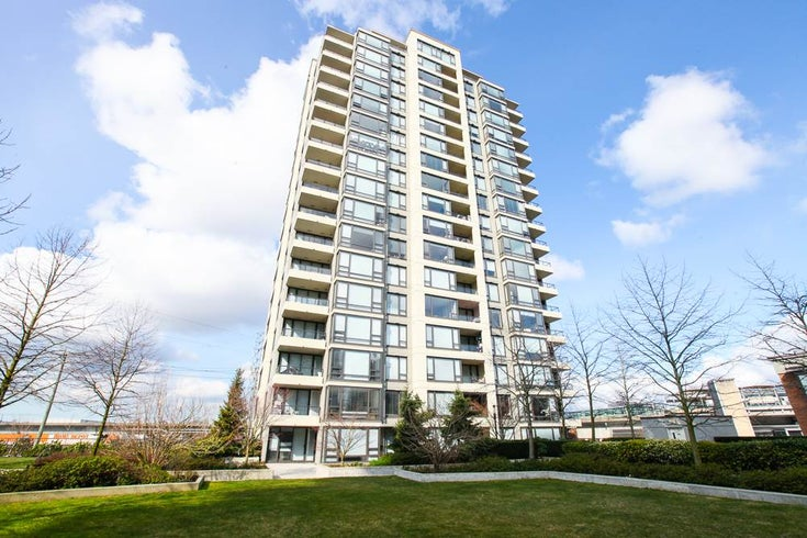 501 4118 DAWSON STREET - Brentwood Park Apartment/Condo for sale, 1 Bedroom (R2473804)