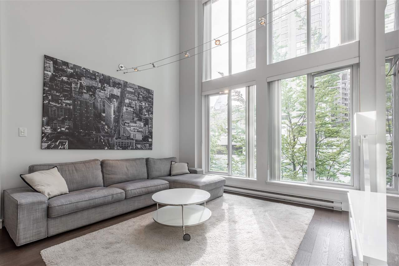 403 610 GRANVILLE STREET - Downtown VW Apartment/Condo for sale, 1 Bedroom (R2473950)