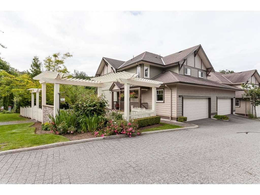 95 4401 BLAUSON BOULEVARD - Abbotsford East Townhouse for sale, 3 Bedrooms (R2473999) - #1