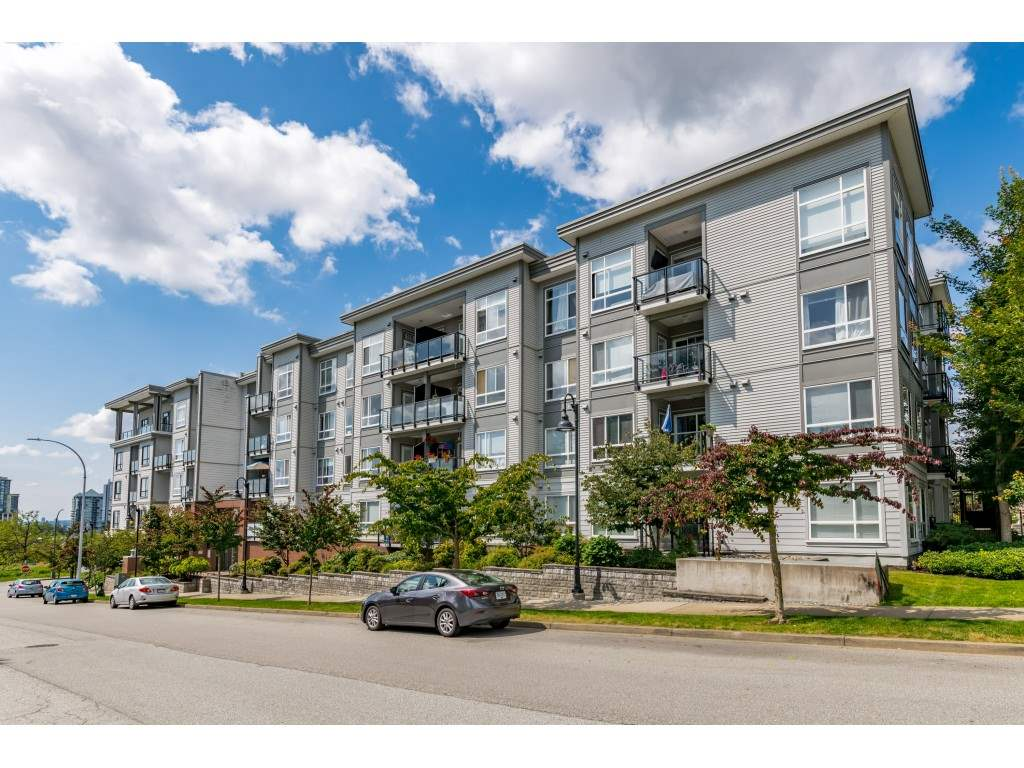 425 13733 107A AVENUE - Whalley Apartment/Condo for sale, 1 Bedroom (R2474043)