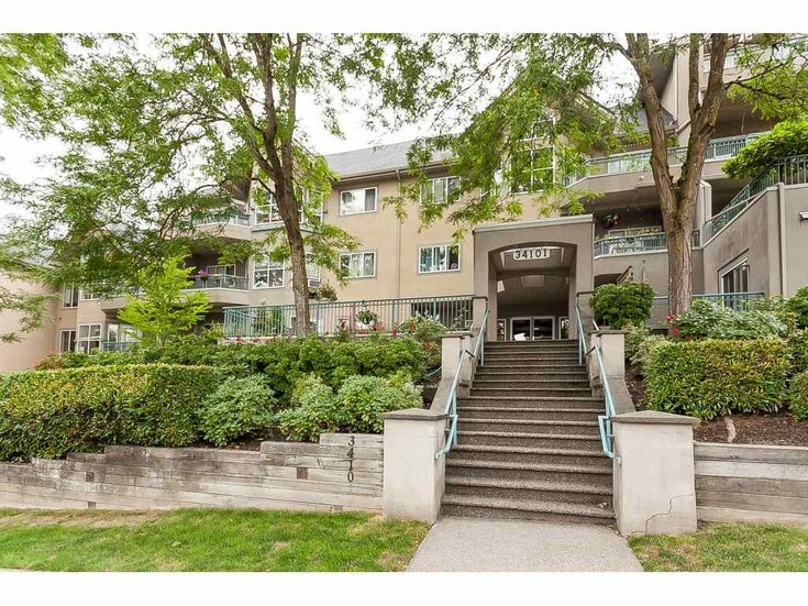 312 34101 OLD YALE ROAD - Central Abbotsford Apartment/Condo for sale, 2 Bedrooms (R2474087)