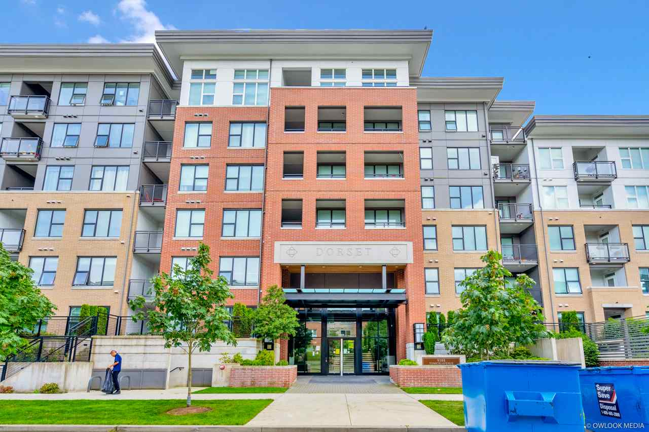 116 9388 TOMICKI AVENUE - West Cambie Apartment/Condo for sale, 2 Bedrooms (R2474098) - #1