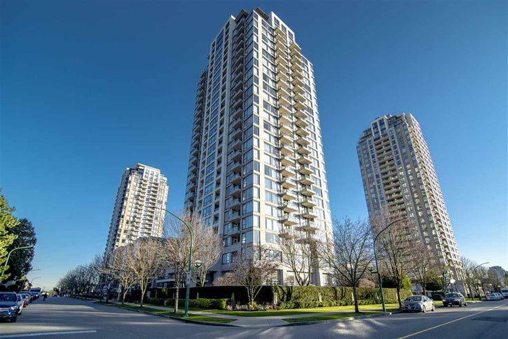 703 7108 COLLIER STREET - Highgate Apartment/Condo for sale, 2 Bedrooms (R2474163)