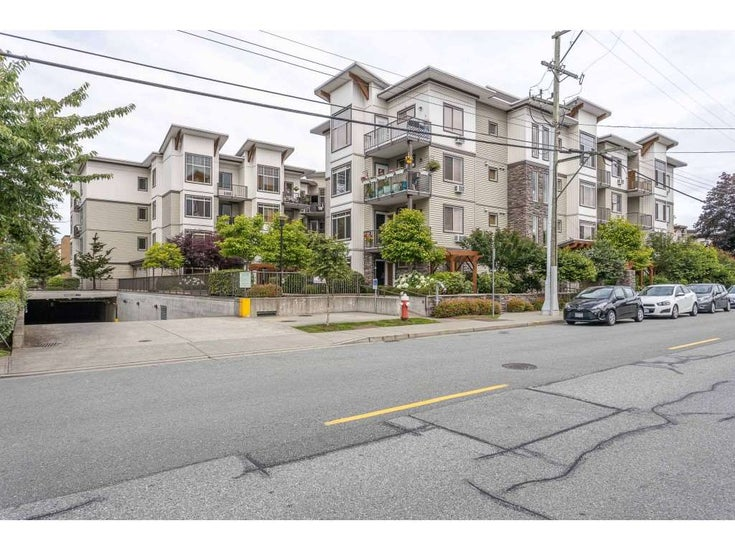 116 11887 BURNETT STREET - East Central Apartment/Condo for sale, 1 Bedroom (R2474184)