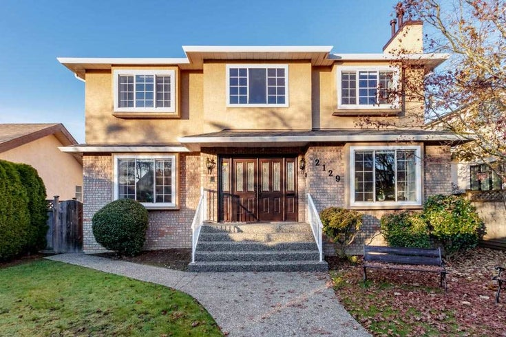 2129 W 22ND AVENUE - Arbutus House/Single Family for sale, 6 Bedrooms (R2474216)