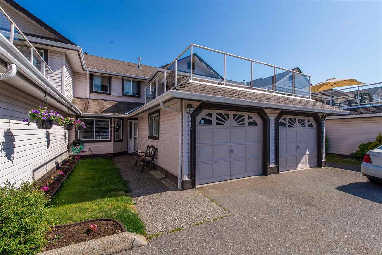 116 3080 TOWNLINE ROAD - Abbotsford West Townhouse for sale, 3 Bedrooms (R2474275) - #1