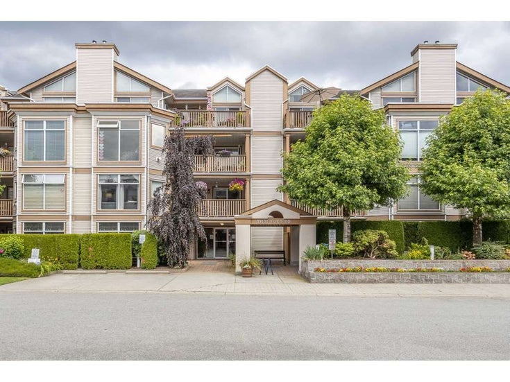201 19131 FORD ROAD - Central Meadows Apartment/Condo for sale, 2 Bedrooms (R2474287)