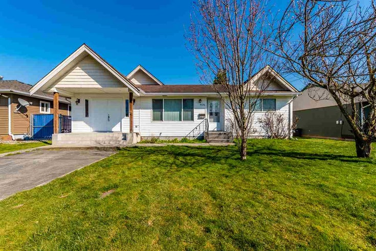 9594 MENZIES STREET - Chilliwack E Young-Yale House/Single Family for sale, 3 Bedrooms (R2474323)