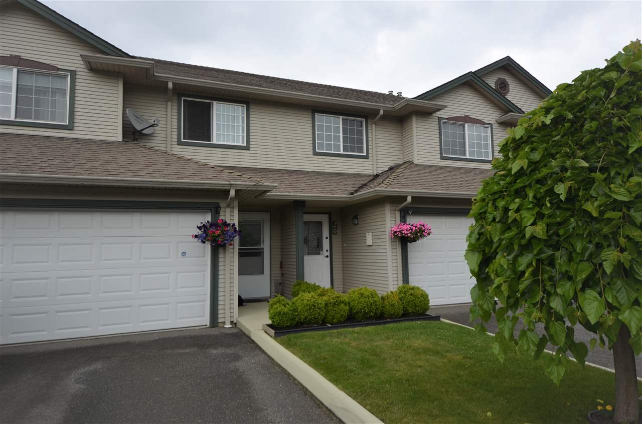 22 1530 MACKAY CRESCENT - Agassiz Townhouse for sale, 3 Bedrooms (R2474385) - #1