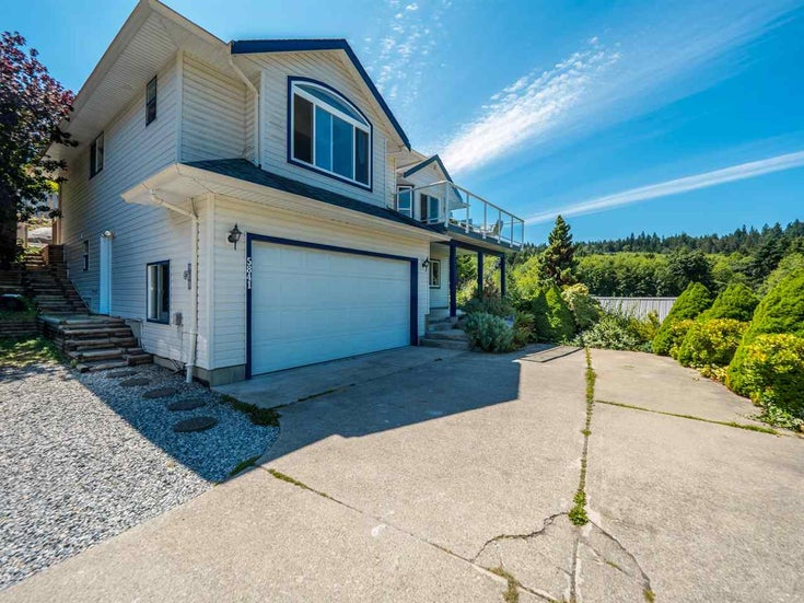 5841 MARINE WAY - Sechelt District House/Single Family for sale, 5 Bedrooms (R2474409)