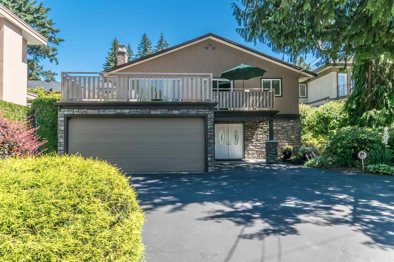 725 GATENSBURY STREET - Central Coquitlam House/Single Family for sale, 5 Bedrooms (R2474412) - #1