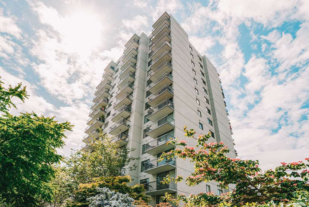 1603 1146 HARWOOD STREET - West End VW Apartment/Condo for sale, 1 Bedroom (R2474415) - #1