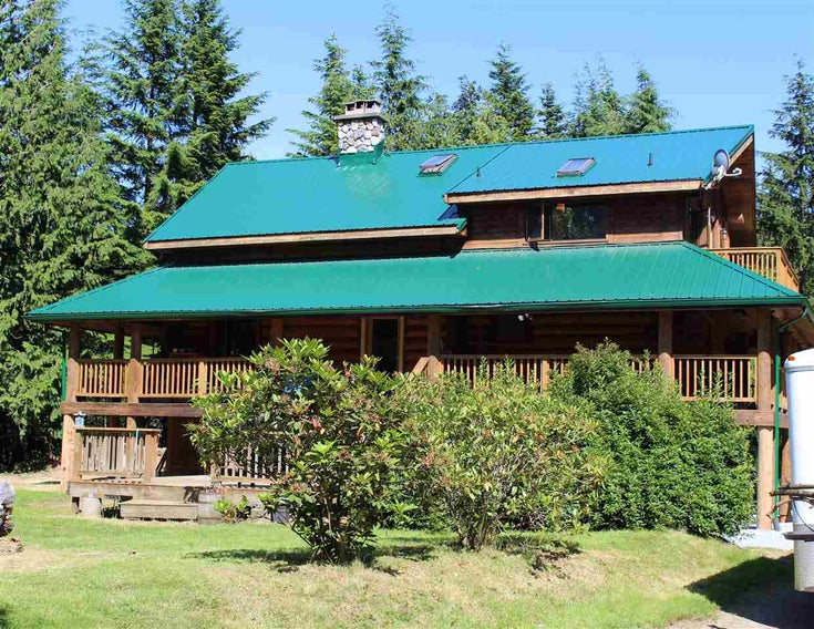 6040 DUNKERLEY ROAD - Sumas Mountain House with Acreage for sale, 4 Bedrooms (R2474437)