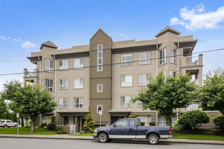 402 45773 VICTORIA AVENUE - Chilliwack N Yale-Well Apartment/Condo for sale, 2 Bedrooms (R2474449)