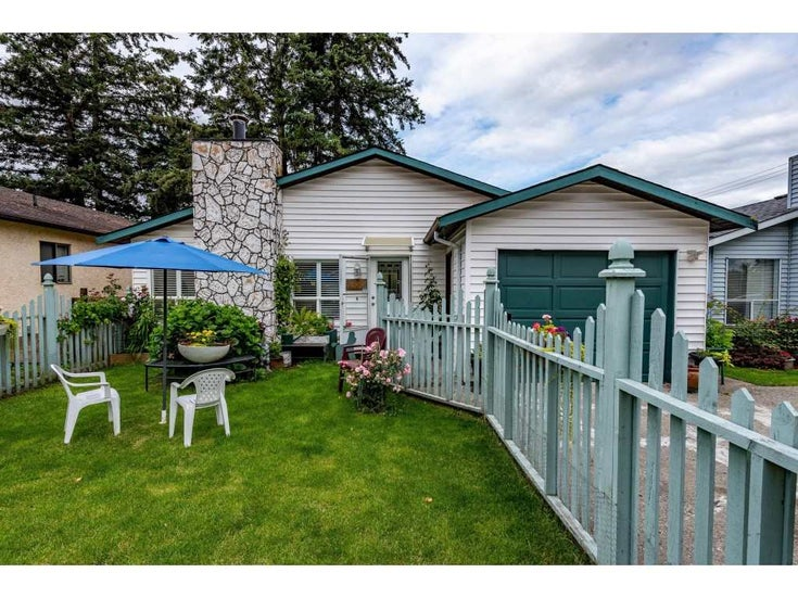 8881 ALLARD STREET - Chilliwack W Young-Well House/Single Family for sale, 2 Bedrooms (R2474472)