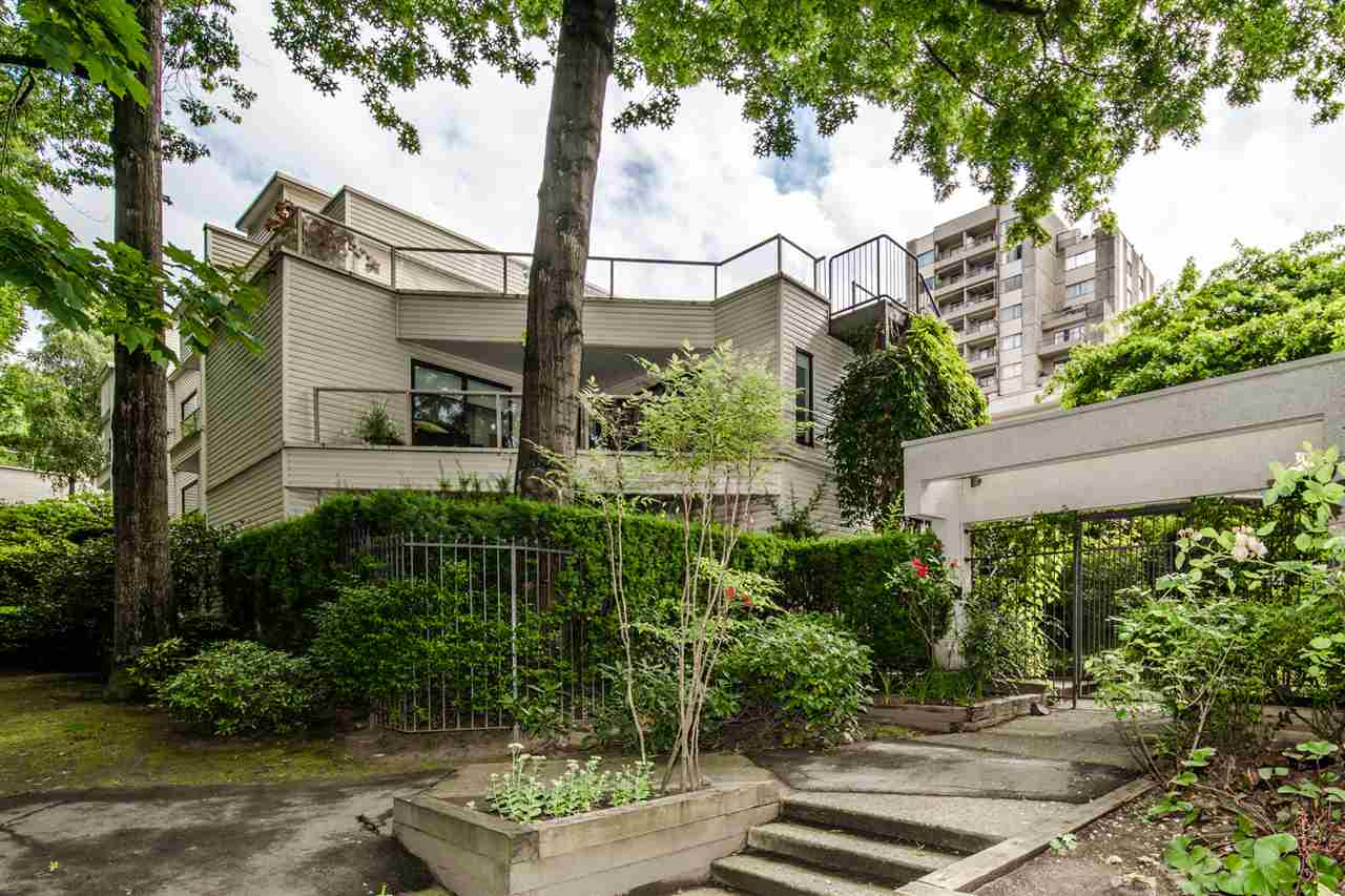 402 1350 COMOX STREET - West End VW Apartment/Condo for sale, 1 Bedroom (R2474523)