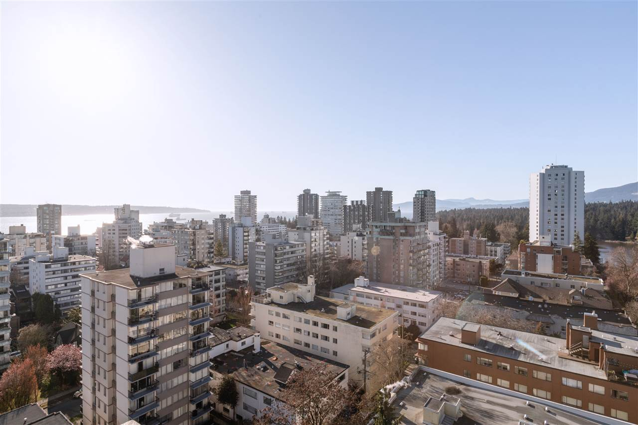 1705 1816 HARO STREET - West End VW Apartment/Condo for sale, 1 Bedroom (R2474541)