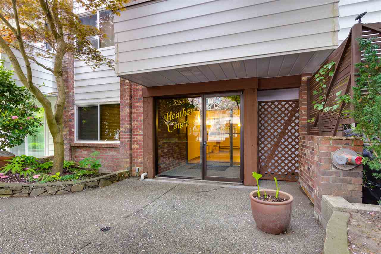 103 3353 HEATHER STREET - Cambie Apartment/Condo for sale, 1 Bedroom (R2474591)