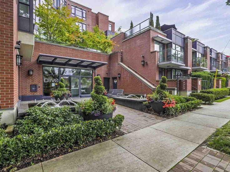 207 3228 TUPPER STREET - Cambie Apartment/Condo for sale, 2 Bedrooms (R2474602)