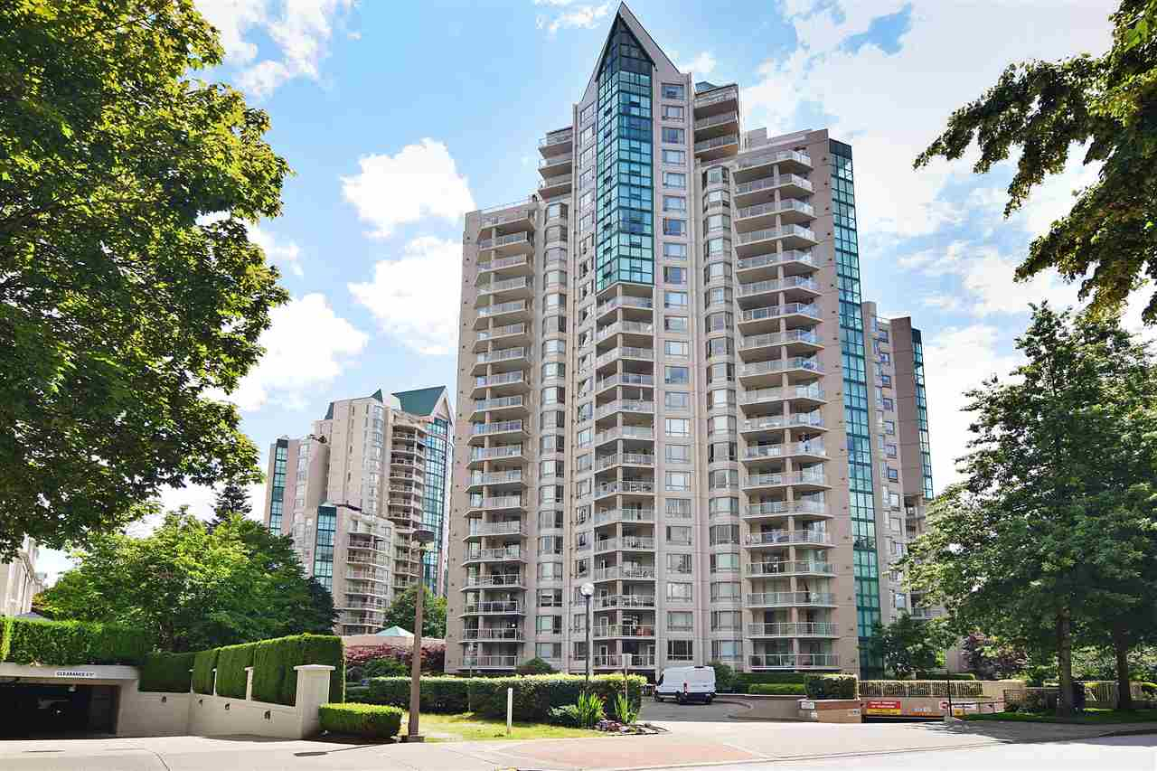 2202 1199 EASTWOOD STREET - North Coquitlam Apartment/Condo for sale, 2 Bedrooms (R2474606) - #1