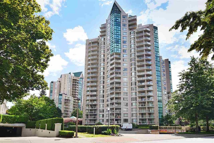 2202 1199 EASTWOOD STREET - North Coquitlam Apartment/Condo for sale, 2 Bedrooms (R2474606)