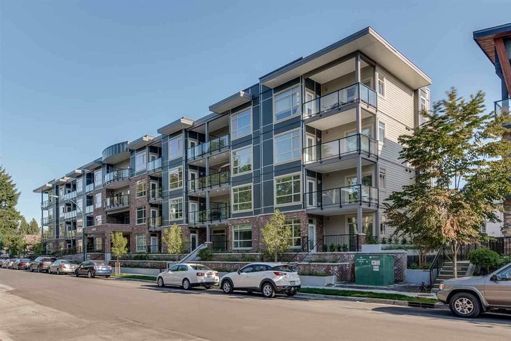 107 2436 KELLY AVENUE - Central Pt Coquitlam Apartment/Condo for sale, 1 Bedroom (R2474610)