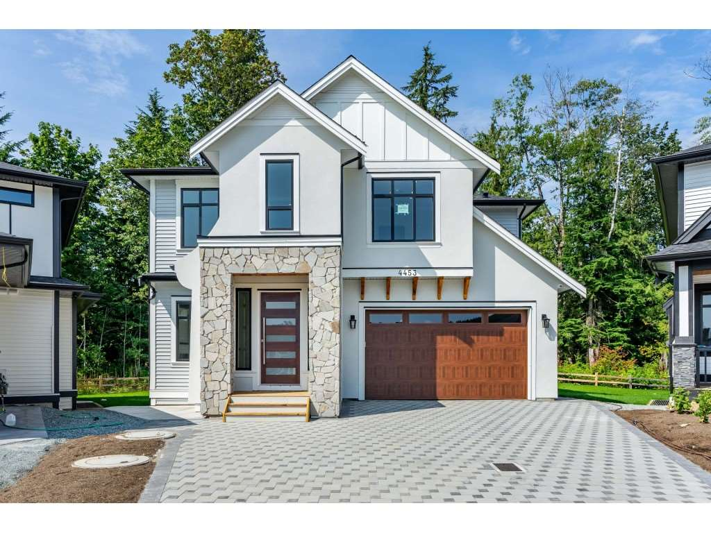 4453 EMILY CARR PLACE - Abbotsford East House/Single Family for sale, 5 Bedrooms (R2474672)