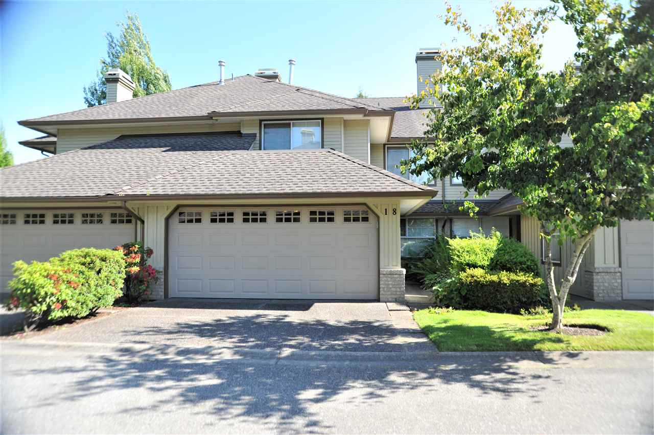 18 15860 82 AVENUE - Fleetwood Tynehead Townhouse for sale, 3 Bedrooms (R2474821)