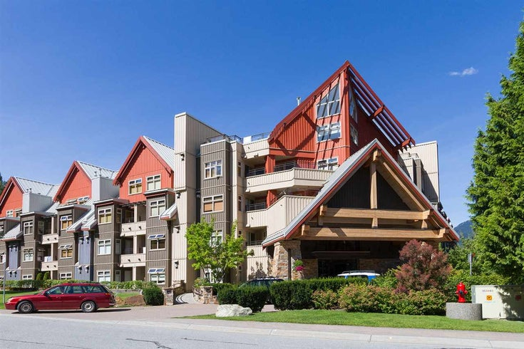 318 2050 LAKE PLACID ROAD - Whistler Creek Apartment/Condo for sale, 1 Bedroom (R2474836)