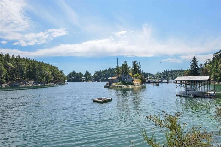 4273 FRANCIS PENINSULA ROAD - Pender Harbour Egmont  for sale(R2474839)