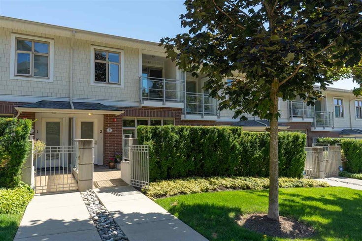 2 271 FRANCIS WAY - Fraserview NW Townhouse for sale, 3 Bedrooms (R2474908)
