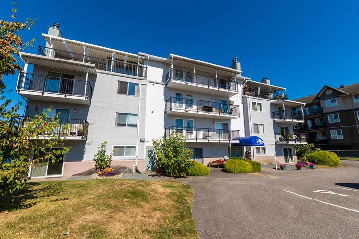 402 46033 CHILLIWACK CENTRAL ROAD - Chilliwack E Young-Yale Apartment/Condo for sale, 2 Bedrooms (R2475029)