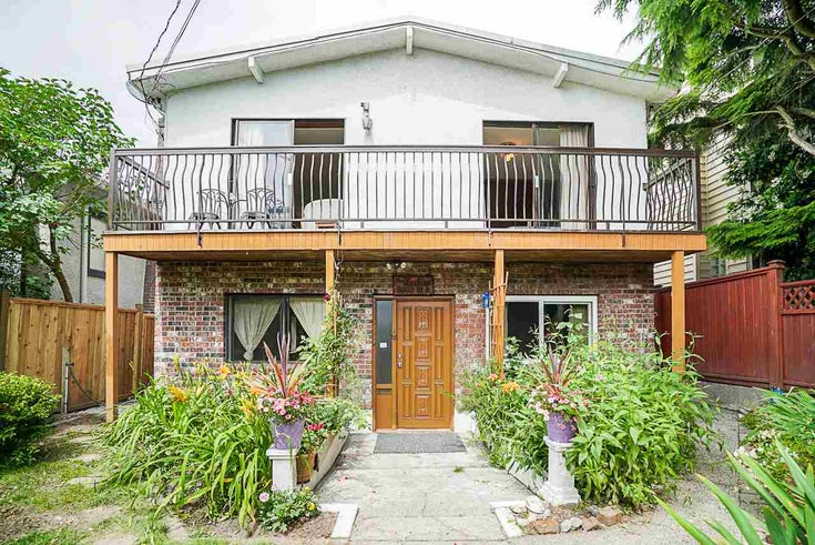 3469 W 8TH AVENUE - Kitsilano House/Single Family for sale, 5 Bedrooms (R2475094)