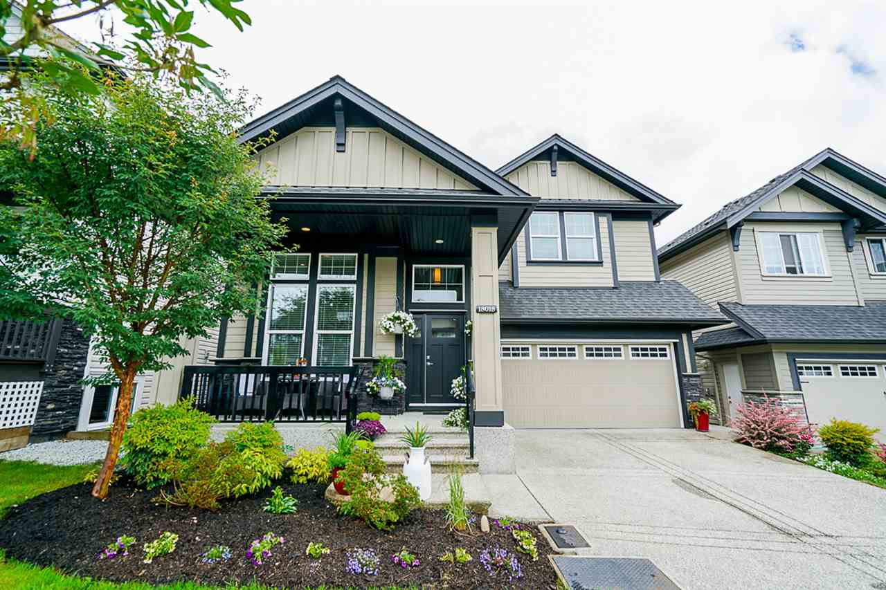 18018 67A AVENUE - Cloverdale BC House/Single Family for sale, 4 Bedrooms (R2475132) - #1