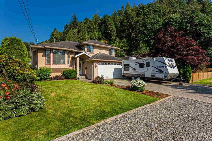 10086 WOODS ROAD - Chilliwack N Yale-Well House/Single Family for sale, 3 Bedrooms (R2475147)