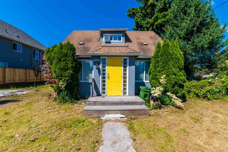 46163 THIRD AVENUE - Chilliwack E Young-Yale House/Single Family for sale, 3 Bedrooms (R2475222)