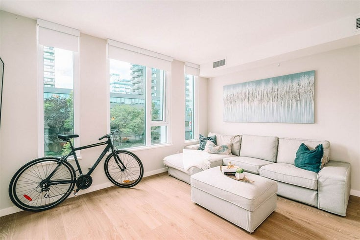 208 2888 CAMBIE STREET - Mount Pleasant VW Apartment/Condo for sale(R2475261)