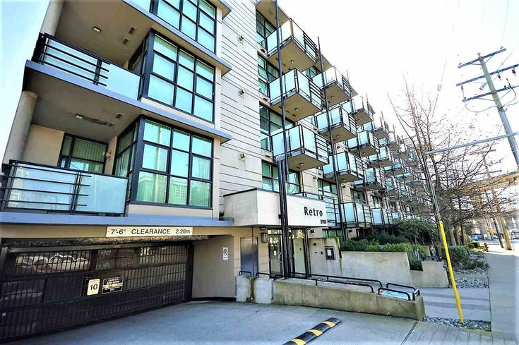 207 8988 HUDSON STREET - Marpole Apartment/Condo for sale, 1 Bedroom (R2475267)