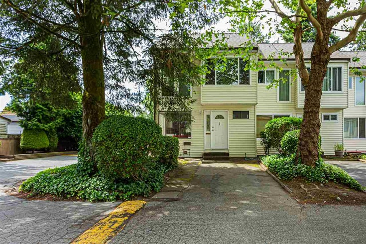 1 9320 128 STREET - Queen Mary Park Surrey Townhouse for sale, 3 Bedrooms (R2475340)