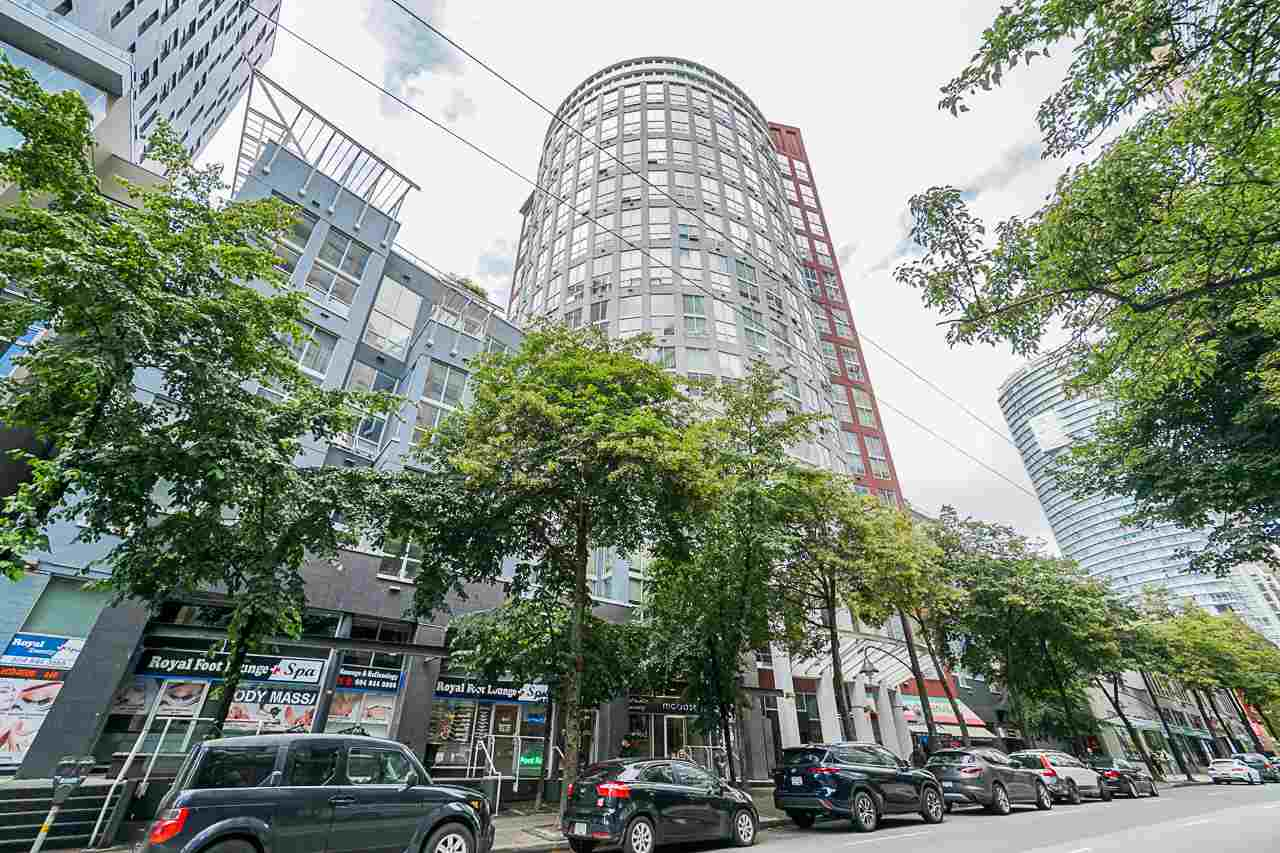 316 933 SEYMOUR STREET - Downtown VW Apartment/Condo for sale, 1 Bedroom (R2475342) - #1