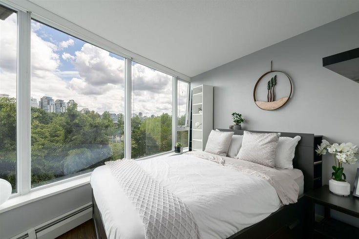 509 58 KEEFER PLACE - Downtown VW Apartment/Condo for sale, 2 Bedrooms (R2475401)