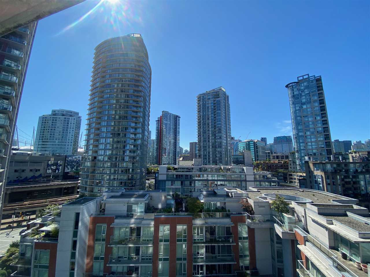 1105 58 KEEFER PLACE - Downtown VW Apartment/Condo for sale, 1 Bedroom (R2475482) - #1