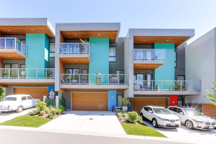 32 3595 SALAL DRIVE - Roche Point Townhouse for sale, 3 Bedrooms (R2475537)