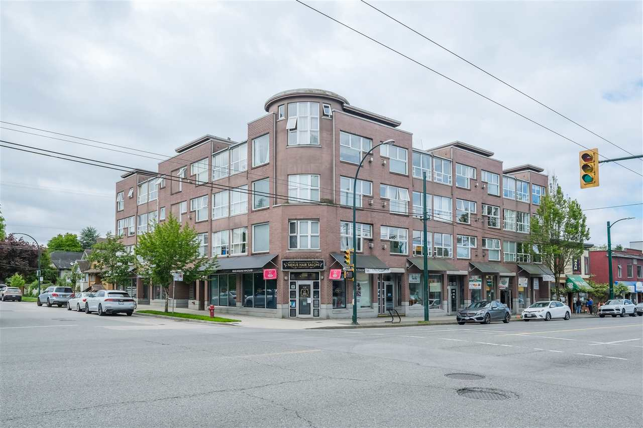 403 2025 STEPHENS STREET - Kitsilano Apartment/Condo for sale, 1 Bedroom (R2475541)