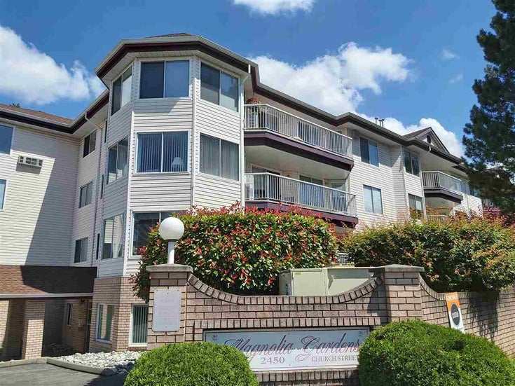 304 2450 CHURCH STREET - Abbotsford West Apartment/Condo for sale, 2 Bedrooms (R2475619)