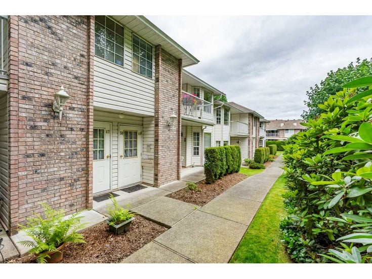 48 2938 TRAFALGAR STREET - Central Abbotsford Townhouse for sale, 2 Bedrooms (R2475643)