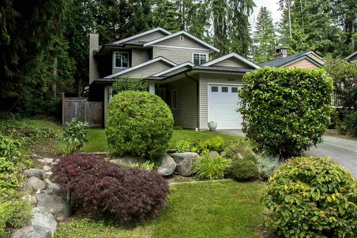 1616 RALPH STREET - Lynn Valley House/Single Family for sale, 4 Bedrooms (R2475711)