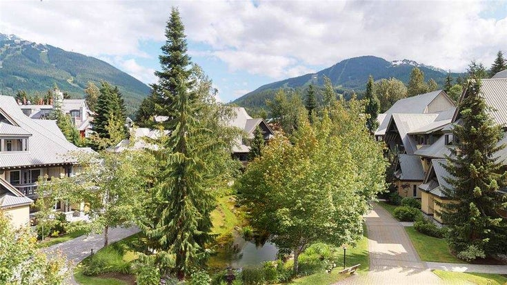 43 4335 NORTHLANDS BOULEVARD - Whistler Village Townhouse for sale, 2 Bedrooms (R2475737)