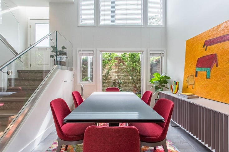 1557 LARCH STREET - Kitsilano Townhouse for sale, 3 Bedrooms (R2475768)